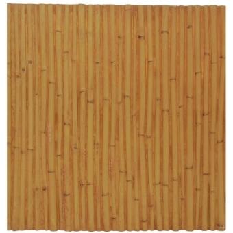 EUROPALMS Wallpanel, bamboo, 100x100cm