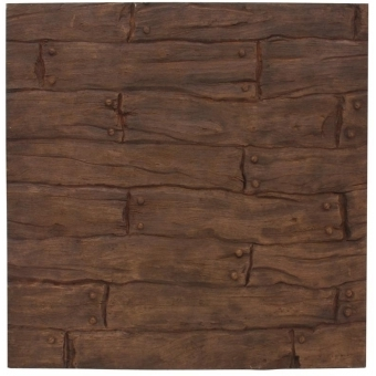EUROPALMS Wallpanel, wooden, 100x100cm #1