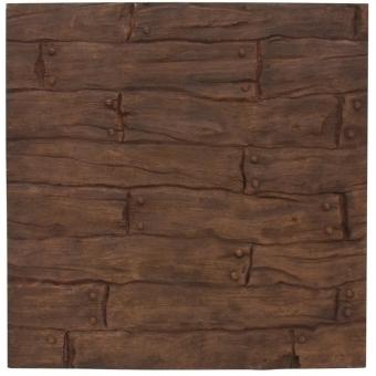 EUROPALMS Wallpanel, wooden, 100x100cm