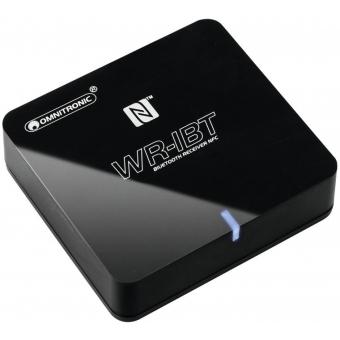 OMNITRONIC WR-1BT Bluetooth Receiver NFC