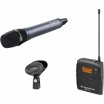 Microfon + Receiver Wireless SENNHEISER ew 135-p G3
