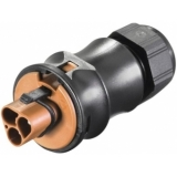 WIELAND DMX Connector IP RST20i3S 50V/20A male