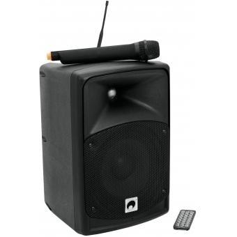 OMNITRONIC WAMS-08BT Wireless PA System