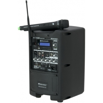 OMNITRONIC WAMS-08BT Wireless PA System #5