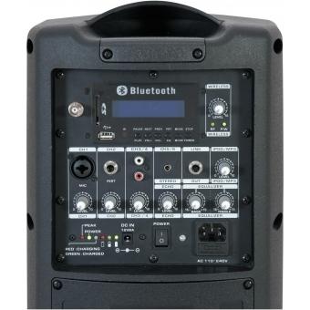 OMNITRONIC WAMS-08BT Wireless PA System #7