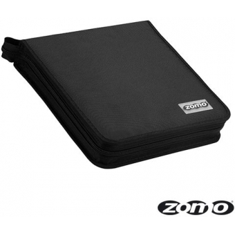 Zomo CD-Bag Medium Black MK2 #2