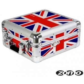 Zomo CD-50 Case UK Flag