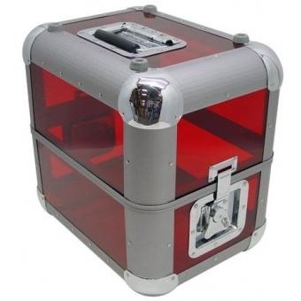 Zomo Record Case MP-80 transparent Ltd.