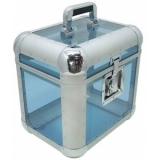 Zomo Record Case RP-80 transparent