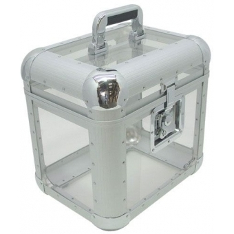 Zomo Record Case RP-80 transparent #2