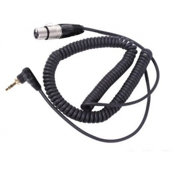 Zomo Headphones Spring Cord HD-120