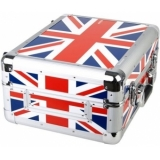 Zomo Universal Case CDJ-10 UK Flag