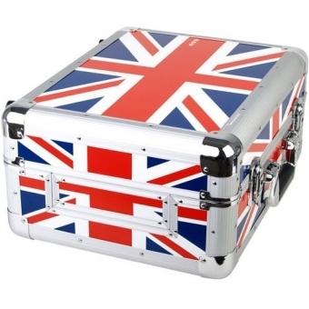 Zomo Universal Case CDJ-1 UK Flag
