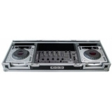 Zomo Flightcase P-800/19 for 2x CDJ-800 + 1x 19