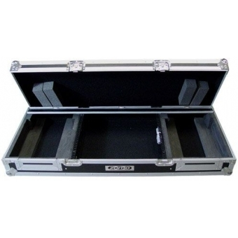 Zomo Flightcase P-800/19 for 2x CDJ-800 + 1x 19 #3