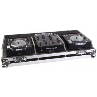Zomo Flightcase DX for 2x DN-S1200 + 1x DJM-400