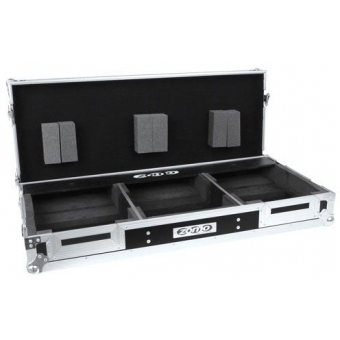 Zomo Flightcase DN-3500/12 for 2x DN-S3500 + 1x 12 #3