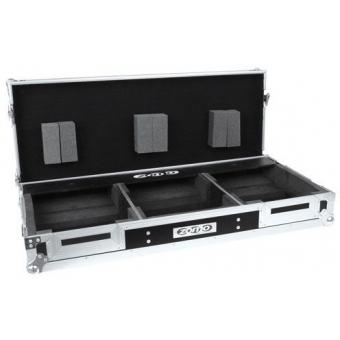 Zomo Flightcase DN-3500/12 for 2x DN-S3500 + 1x 12 #3