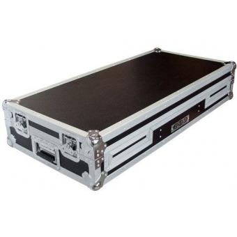 Zomo Flightcase P-1000/12 for 2x CDJ-900/1000 + 1x 12 #2