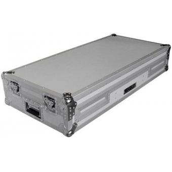 Zomo Flightcase P-1000/12 for 2x CDJ-900/1000 + 1x 12 #5