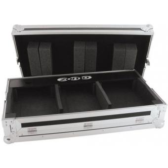 Zomo Flightcase Set 120 for 2x DN-S1200/1000 + 1x DN-X120 #3
