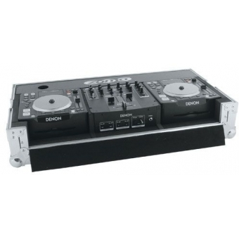 Zomo Flightcase Set 120 for 2x DN-S1200/1000 + 1x DN-X120