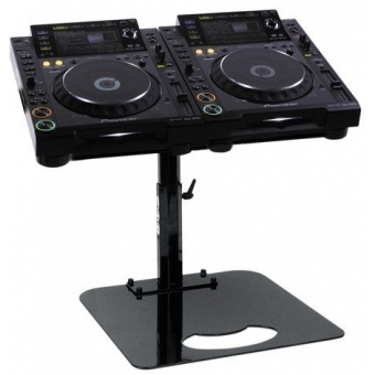 Zomo Pro Stand P-2000/2 black for 2 x CDJ-2000