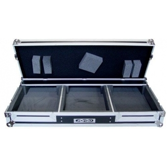 Zomo Flightcase P-800/12 for 2x CDJ-800 + 1x 12 #3
