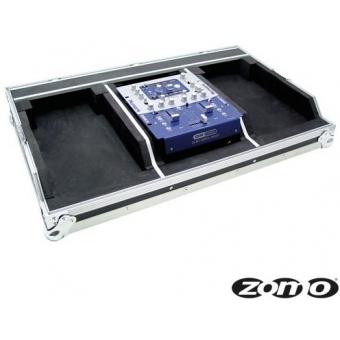 Zomo Flightcase Set 100 for 2x CDJ-100 + 1x DJM-400/DXM-06 #2