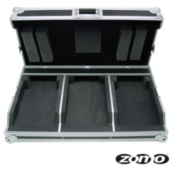 Zomo Flightcase Set 100 for 2x CDJ-100 + 1x DJM-400/DXM-06 #3