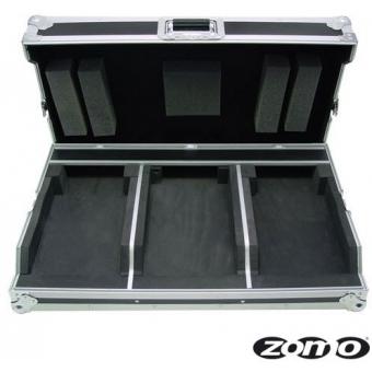Zomo Flightcase Set 100 for 2x CDJ-100 + 1x DJM-400/DXM-06 #3