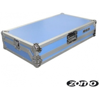 Zomo Flightcase Set 100 for 2x CDJ-100 + 1x DJM-400/DXM-06 #5