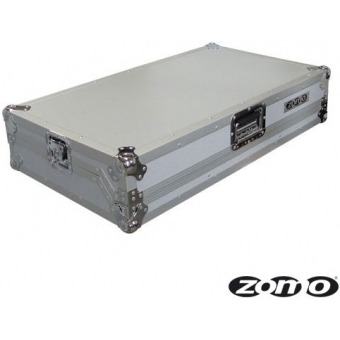 Zomo Flightcase Set 100 for 2x CDJ-100 + 1x DJM-400/DXM-06 #6