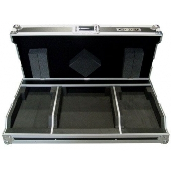 Zomo Flightcase Set 400 MK2 for 2x CDJ-400 x 1x 12 #3