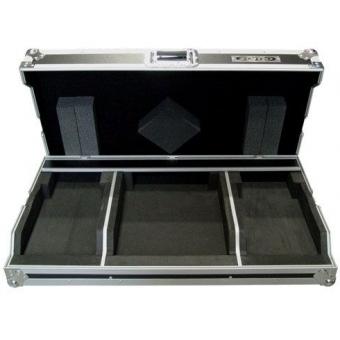 Zomo Flightcase Set 400 MK2 for 2x CDJ-400 x 1x 12 #3