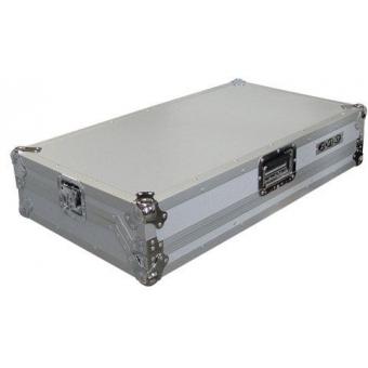 Zomo Flightcase Set 400 MK2 for 2x CDJ-400 x 1x 12 #4