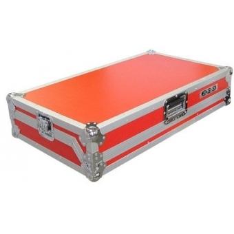 Zomo Flightcase Set 400 MK2 for 2x CDJ-400 x 1x 12 #5