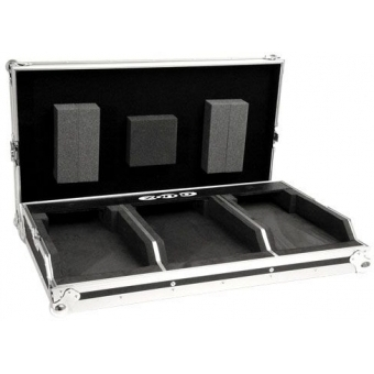 Zomo Flightcase Set 400 for 2x CDJ-400 + 1x 10 #3