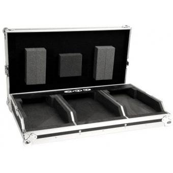 Zomo Flightcase Set 400 for 2x CDJ-400 + 1x 10 #3