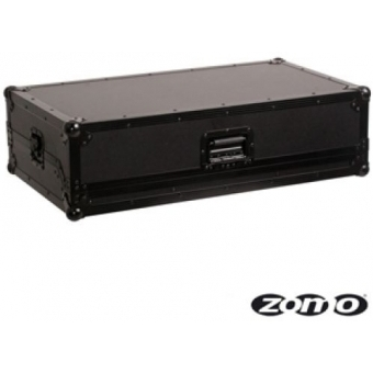 Zomo Flightcase Set 200 Plus NSE for 2 x CDJ-200 + 1 x 12 #4