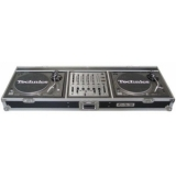 Zomo Flightcase T-600 for 2x Turntable + 1x 12