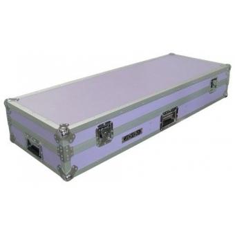 Zomo Flightcase T-600 for 2x Turntable + 1x 12 #5