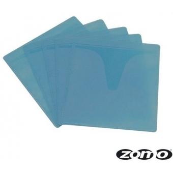 Zomo Accessoires CD Sleeves 100 pieces