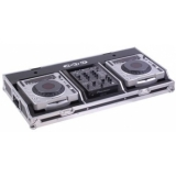 Zomo Flightcase Set 810 for 2x CDJ-800 + 1x 10