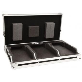 Zomo Flightcase Set 810 for 2x CDJ-800 + 1x 10 #3