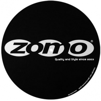 Zomo Slipmats Logo (Twin Pack)