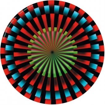 Zomo Slipmats Pinwheel (Twin Pack) #2