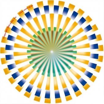 Zomo Slipmats Pinwheel (Twin Pack)
