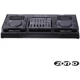 Zomo Flightcase Set 2200 NSE for 1x DJM-800 + 2x 12
