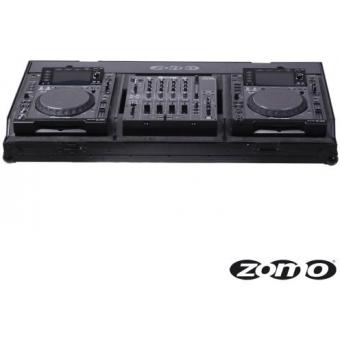 Zomo Flightcase Set 2200 NSE for 1x DJM-800 + 2x 12